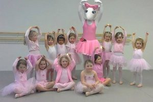 Angelina Ballerina Dance Academy Photo